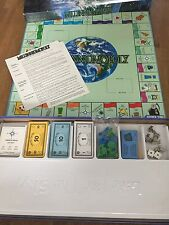 Millenniumopoly Late For The Sky Monopoly Board Game