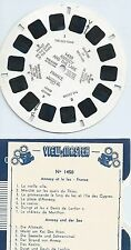 1450 Annecy and the Lake France 1956 View-master Reel Made in Belgium
