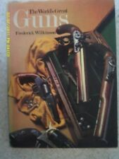 World's Great Guns by Wilkinson, Frederick Hardback Book The Cheap Fast Free