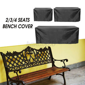 Large Waterproof Garden Bench Furniture Cover Covers Rattan Table Cube Outdoor