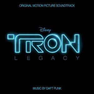 Daft Punk Tron CD