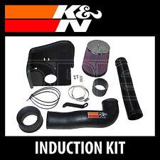 K&N 57i Gen 2 Performance Air Induction Kit 57I-7500 - K and N High Flow Part