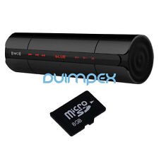 L32 8GB TF Mapa + Portátil Bluetooth Altavoz con USB Ranura, AUXILIAR, FM Radio