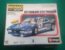 KIT FERRARI GTO PIONEER 1/24 DIE-CAST METAL BURAGO