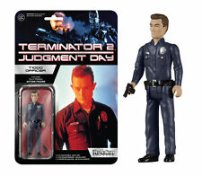 T1000 OFFICER Terminator 2 (Funko ReAction 3 3/4-Inch Figure) - Free Shipping!