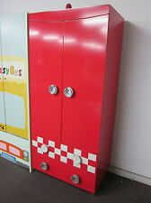 THE FIRE ENGINE WARDROBE NEW - HIGH QUALITY KIDS FURNITURE