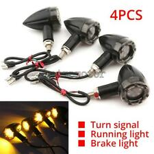 4X Motorcycle LED Turn Signals Running Light for Harley Dyna Sportster 883 1200