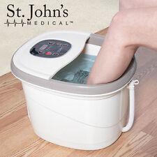 St. John's Medical Foot Spa with Shiatsu Foot Massagers