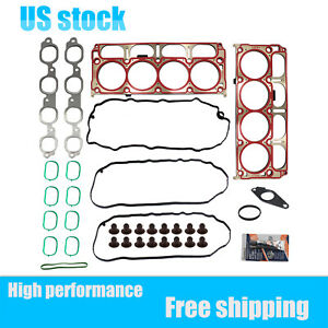 For Cadillac Escalade GMC Sierra 1500 HS55332 Engine Cylinder Head Gasket Set