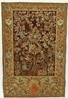 Tapestry Textile Picture Panel Apple Tree William Morris without Frame 70x104