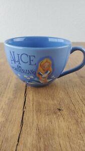 Disney Alice In Wonderland Coffee Mug Blue