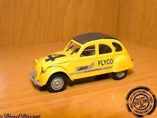 CITROEN 2CV 2-CV FLYCO ADP AEROPORTS DE PARIS 1985 1:43