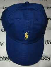 a9e9552a9 Polo Ralph Lauren Snapback Solid Hats for Men for sale | eBay