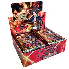 Cardfight!! Vanguard ASSALTO DELLE ANIME DRAGO Box Serie 2 30 BUSTE IN ITALIANO