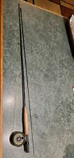 Redington Redfly Rod And Reel 3/4 Wt 7ft 6in 2 Piece