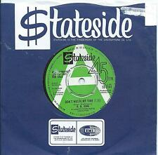 B B King:Don't waste my time/Get myself somebody:UK Stateside DJ:Northern Soul