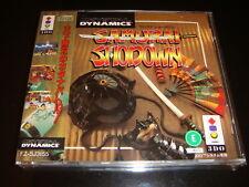 NEW Samurai Shodown Panasonic 3DO Japan
