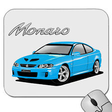 HOLDEN  VZ   CV8   MONARO  COUPE      MOUSE PAD