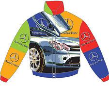 Jeff Hamilton/Mammoth Mercedes Benz SLR Italian Lambskin Jacket Limited Edition