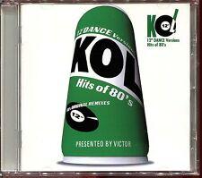 KOL 12 INCH DANCE VERSION (GREEN) - JAPAN CD COMPILATION [2467]