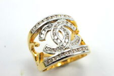 6 22K 24K Gold gp Jewelry Gt27 Look! Awesome Thai Fashion Chic