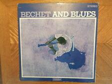 Zepter LP Record Stereo/Sidney Bechet/Bechet Und Blues / VG+ Jazz
