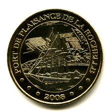 17 LA ROCHELLE Port de plaisance, 2008, Monnaie de Paris