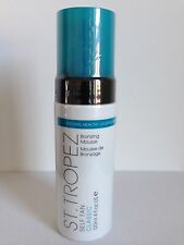 NEW St Tropez Self Tan Classic Bronzing Mousse 120ml