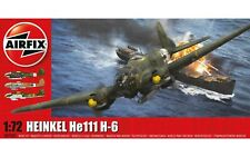 Airfix 07007 1:72nd scale German WWII Bomber Heinkel HE111 H-6