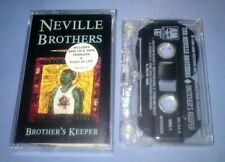 THE NEVILLE BROTHERS BROTHERS KEEPER cassette tape album T5792