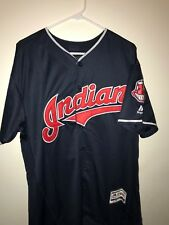 Brand New Cleveland Indians Francisco Lindor Majestic Flex Base Jersey  XL (48)