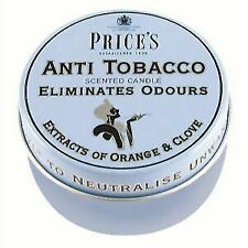Price's Anti-Tobacco Tin - Eliminates Tobacco and Smoking Odour