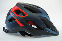 Cannondale Ryker AM Bicycle Helmet Black/Red/Blue 58-62cm Large/Extra Large L/XL