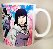 HINATA HYUGA - Coffee Mug - Cup - Anime - Manga - NARUTO SHIPPUDEN - Gift