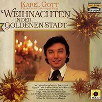 Karel Gott Weihnachten in der goldenen Stadt [LP]