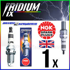 1x NGK IRIDIUM IX CR8EHIX-9 3797 SPARK PLUGS DAELIM History 125 125 04–>