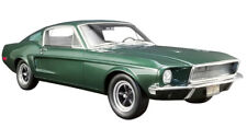 "1968 FORD MUSTANG GT FASTBACK GREEN ""BULLITT"" 1/12 BY GREENLIGHT FOR ACME US011"