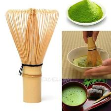 Bamboo Chasen Japanese Powder Whisk Green Tea Preparing Matcha Brush
