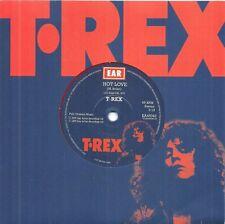 "T. Rex – Hot Love  Limited Red  7"" Vinyl (NEW/MINT)"