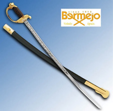 CERTIFIED USMC NCO SABER SWORD SPAIN -SUPPLIER TO THE UNITED STATES MARINE CORPS