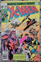 Uncanny X-Men 104 1st Starjammers (cameo), 1st Muir Island FN/FN- 5.5-6.0