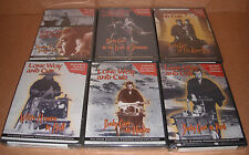 Lone Wolf and Cub Vol. 1,2,3,4,5,6 Complete Collection from Animeigo NEW R1 DVD