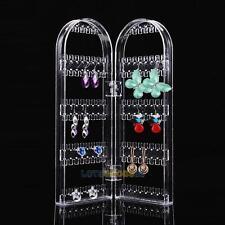 Screen Stud Earring Jewellery Display Stand Unit Holder Storage Organiser Box #L