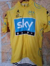 Sky TdF short sleeve jersey M