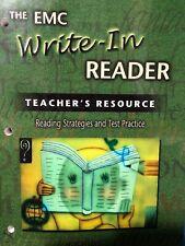 EMC Write-In Reader: Teacher's Resource: Birch Level: Reading Strategies & Test