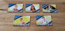 2016 Topps U.S. Olympic Team Olympic Disciplines 25 Card Set Taurasi Franklin