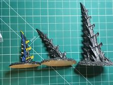 Forgeworld Tyranid Spore Towers/ Spires.  OOP