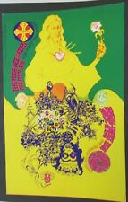 1967, The Fugs, Family Dog Avalon Concert Poster Fd-114-1  Nm-