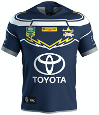 North Queensland Cowboys 2018 Home Jersey Mens,Womens,Kids & Toddlers Sizes ISC