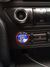 2015-2017 Mustang V6/EB/GT, Push Button Decal Shake N' Bake, Eleanor,GT500,GT350